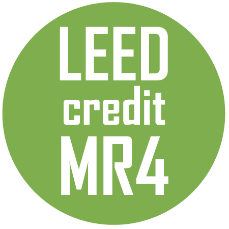 Flooring Qulifies for MRc4 Leed Credit